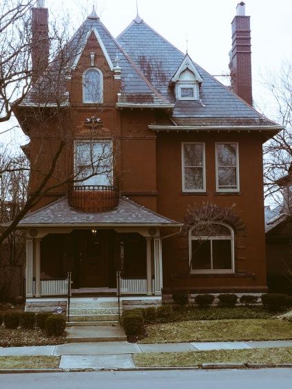 I would like to live here.
