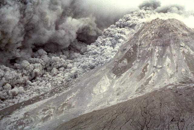 Volcaniclastic