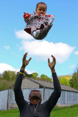Flying Olive...